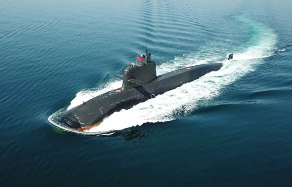 Submarino chino Yuan