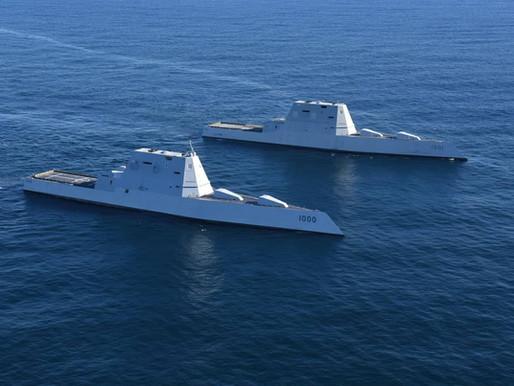 ¿El mejor barco de guerra del mundo?