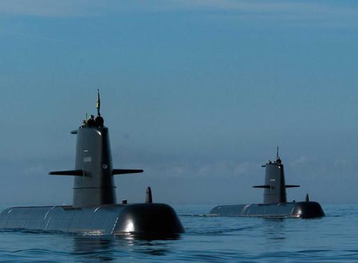 Estudio: los mejores submarinos convencionales del mundo