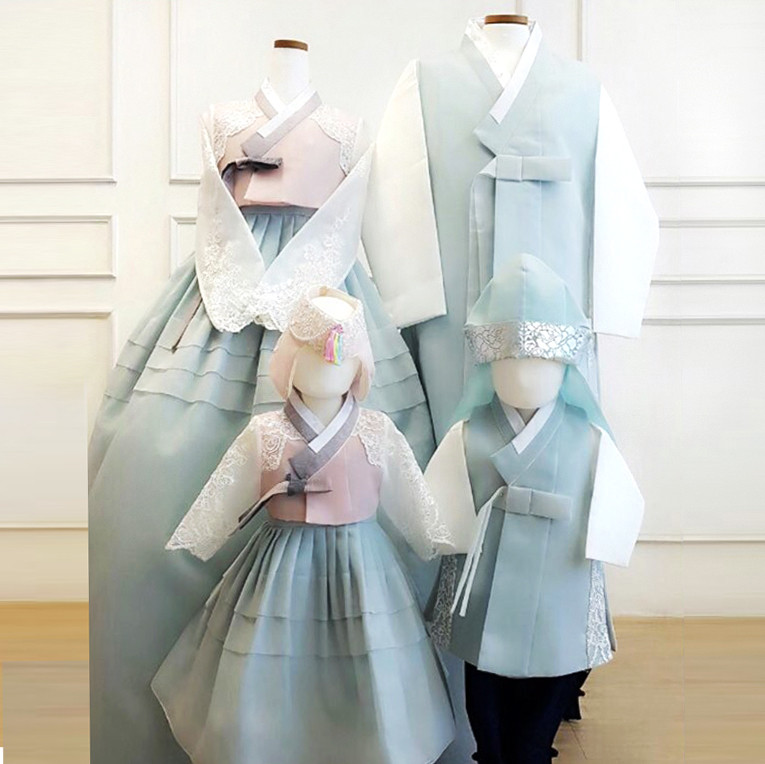 Family Hanbok