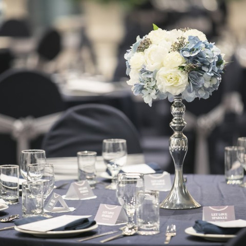 Romantic Wedding @ Prince Hotel Regency Hall