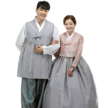 Couple Hanbok