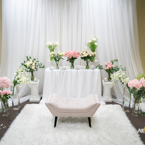 Chicago church wedding