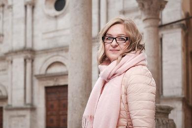 Anna in Pienza
