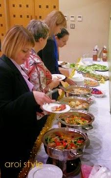 外国人 国際交流 食事イベント