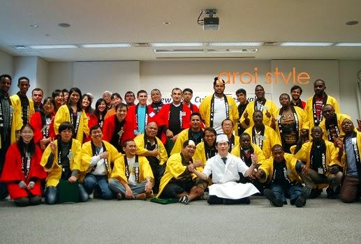 国際交流 日本食イベント