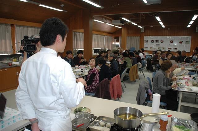 料理講演会