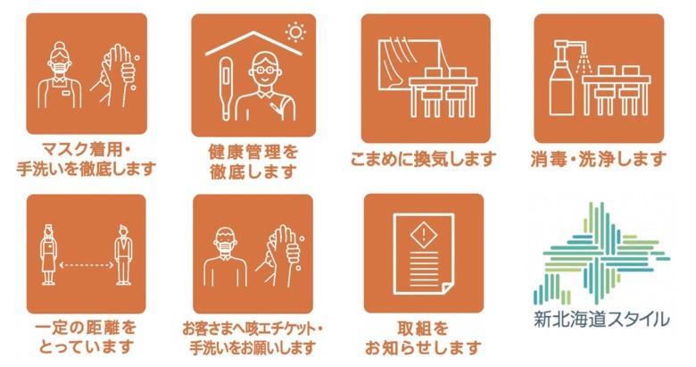 アロイ札幌 レストラン営業時間、休業について