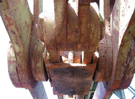 Bridge Pin Non-destructive Testing