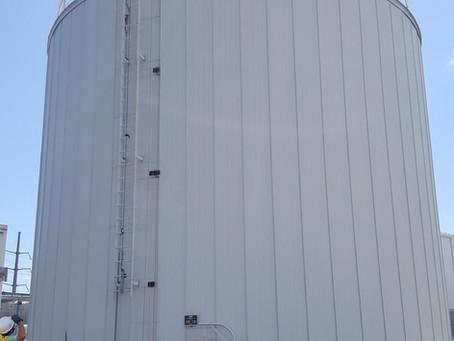 In-service Water Tank Testing