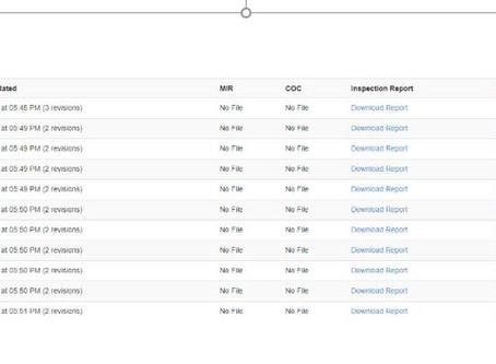 Iron Tracking Database - Flow Iron Analytics