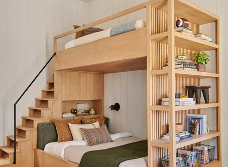 NOT ALL BUNK BEDS ARE CREATED ALIKE