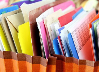 DROWNING IN PAPER?  What to Keep, What to Toss, What to Digitize