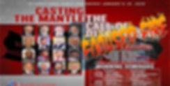 Focused Fire-Prescott Conference (Jan 20
