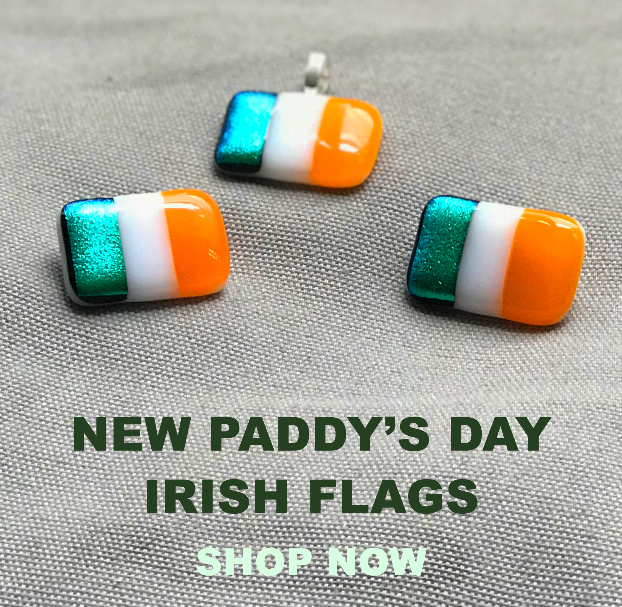 Paddy's Day Flags