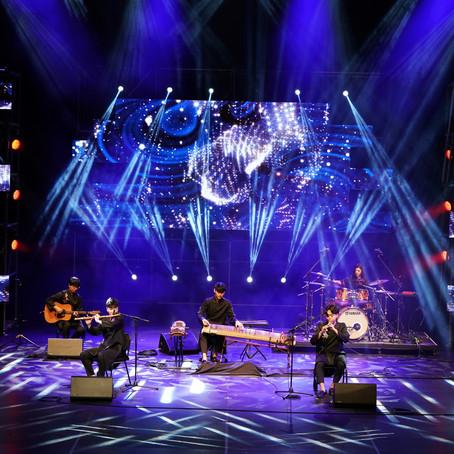 21세기 한국음악프로젝트 금상 수상