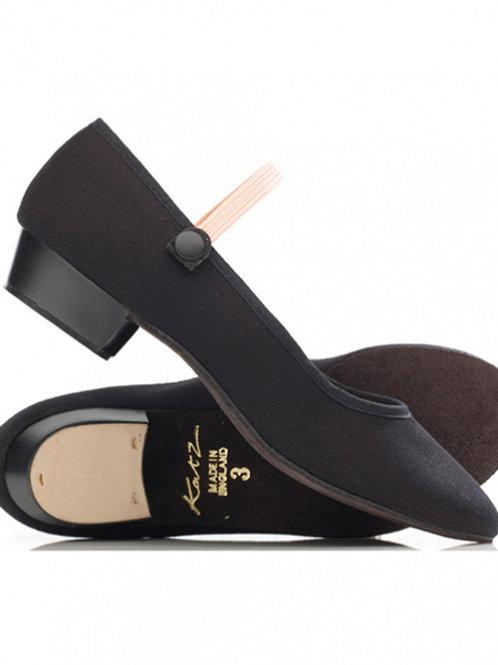 Katz Low Heel - Canvas Character Shoes