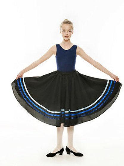 Character Skirt Blue (Grade 3 - Grade 5)