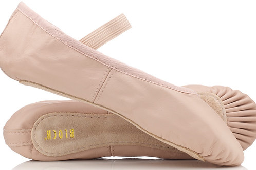 Adult Bloch Leather Ballet Shoes