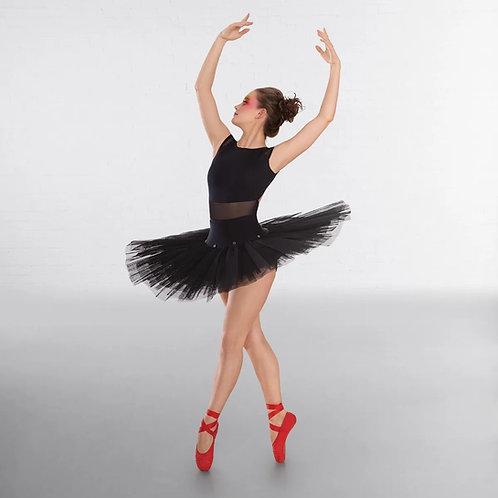 Ballet Dance Practice Tutu Skirt