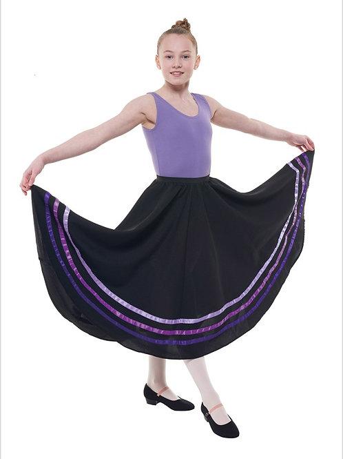 Character Skirt Purple (Grade 6 - Grade 8)