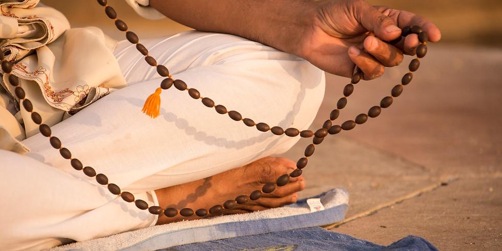 WORKSHOP - Yoga 101: Pranayama - Calming breathwork
