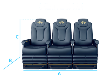 multiple solutions 3seat movie rider 3d 4d xd virtec attractions