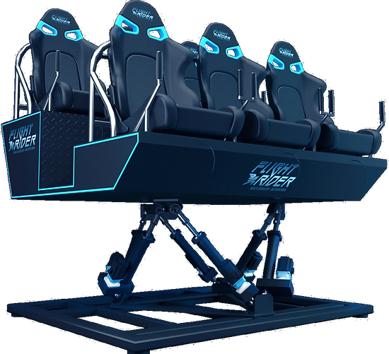 4D_5D cinema_flight rider