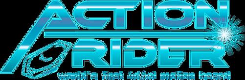 action rider motion board logo 3d 4d xd virtec attractions