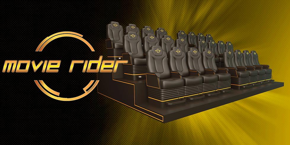 xd 4d movie rider simulator entertainment attraction