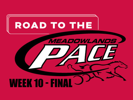 Final Edition of Dave Little's Road to the Meadowlands Pace