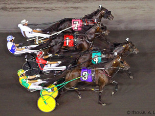 Meadowlands Pace Night Starts at 6:00 p.m.