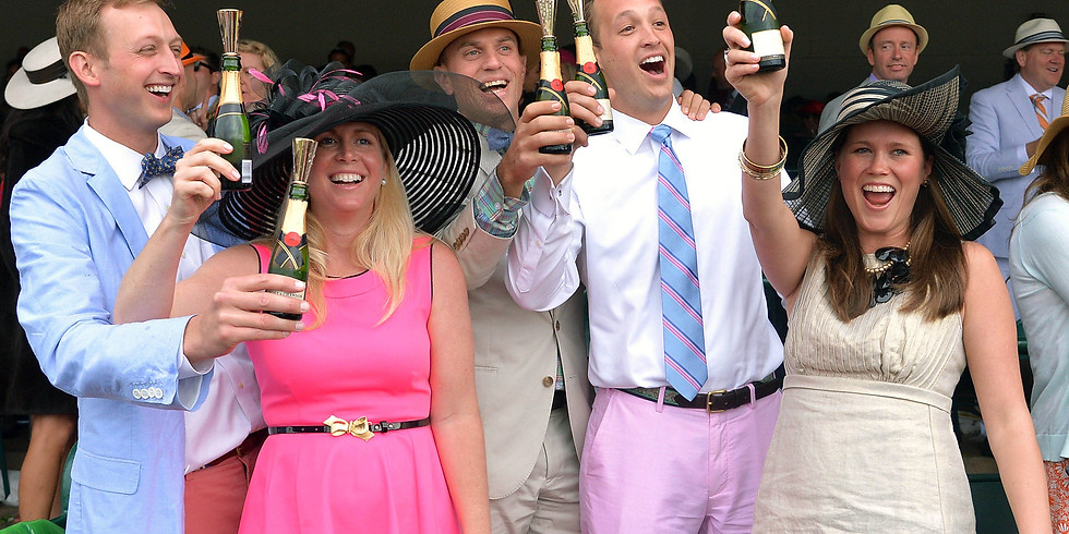 Derby Day Admission & Dining