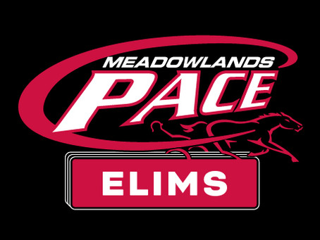 MEADOWLANDS PACE ELIMINATIONS DRAW FOR TUESDAY, JULY 6, 2021