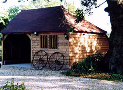 2 bay 50/50 garage & office