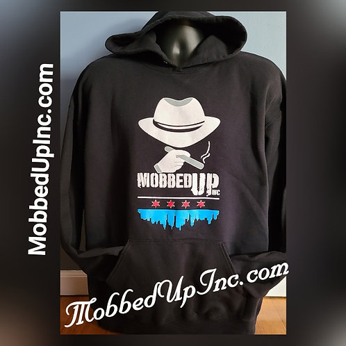 MOBBED UP HOODIE CHI-TOWN