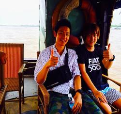 2014年1月ベトナムホーチミン