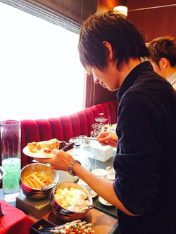 2014年2月食事会