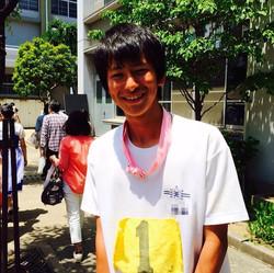 2014年5月天王寺高校体育祭