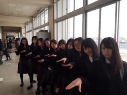 リス女6th田谷野ポーズ