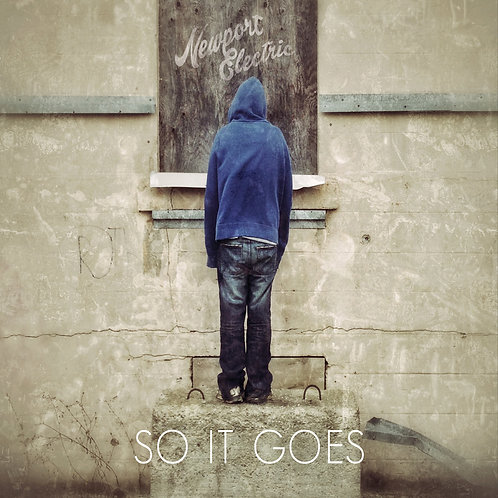"""So It Goes"" CD"