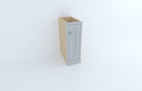 300mm Single Door Base Cabinet