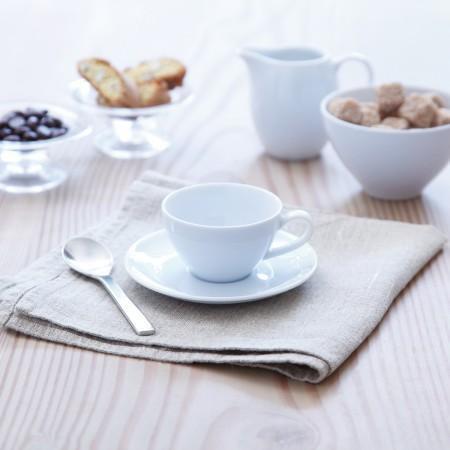 White Espresso Cup x 4 - Dine
