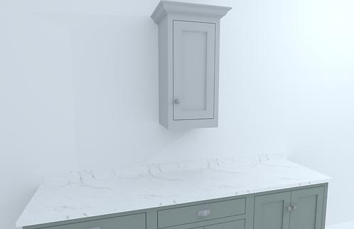 435mm Single Door Wall Cabinet