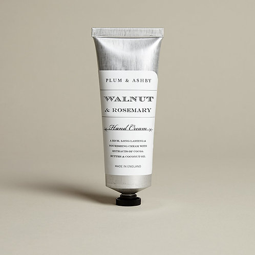 Walnut & Rosemary Hand Cream