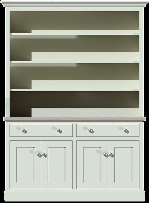 Sussex 5ft Open Rack Dresser