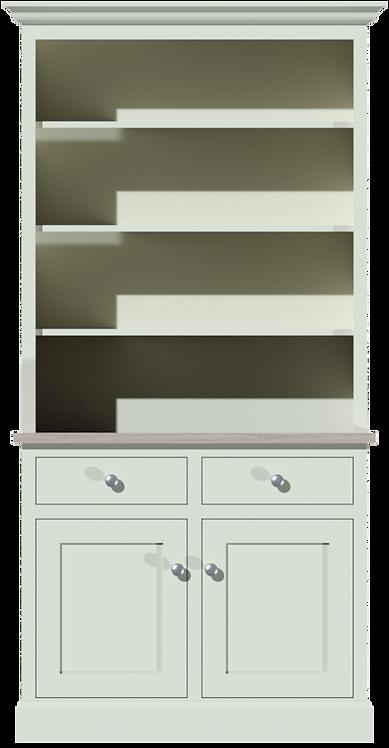 Sussex 3ft6 Open Rack Dresser