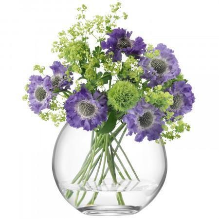Handmade Globe Vase