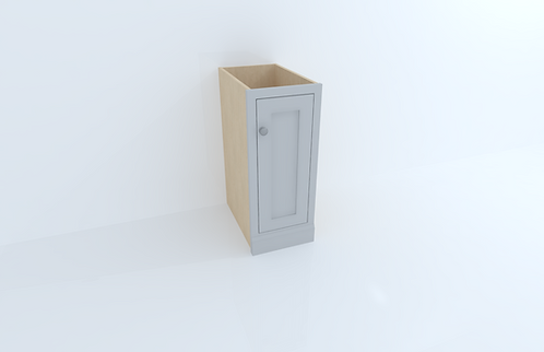 370mm Single Door Base Cabinet