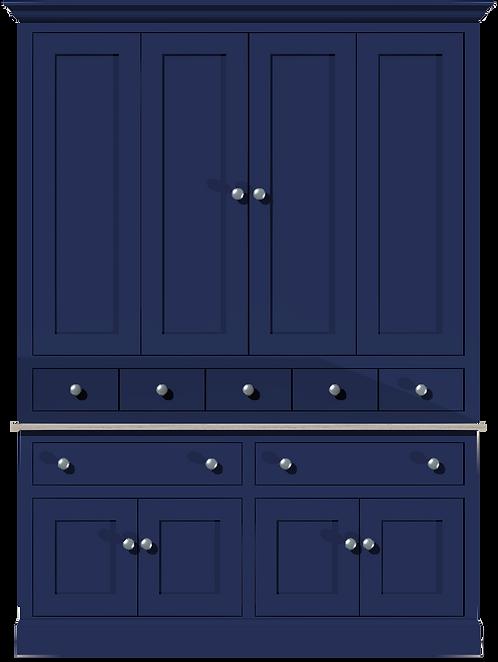 Sussex 4ft Media Dresser